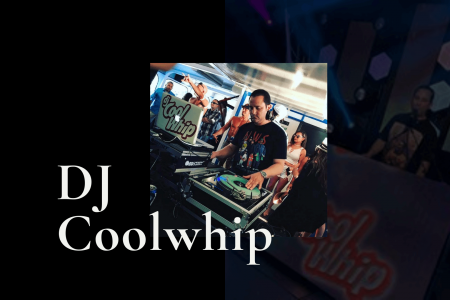 Book DJ Coolwhip for live streaming
