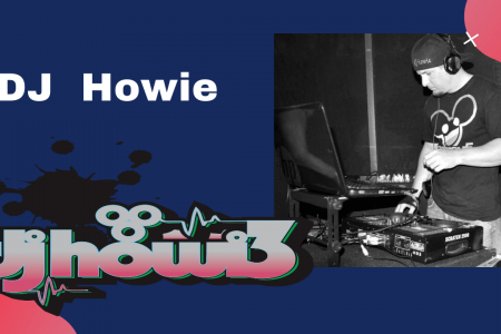 Book DJ Howie for live streaming