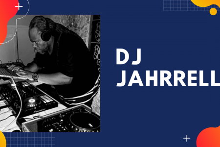 Book DJ Jahrrell For Live Streaming