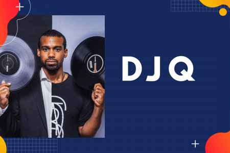 Book DJ Q for live streaming now