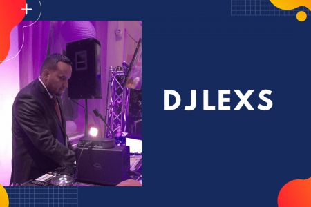 Book DJ Lexs for live streaming