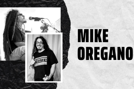 Book Mike Oregano for live streaming