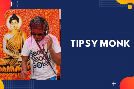 Book Tipsy Monk for live streaming