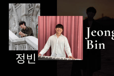 Booking Korean Artist Jeong Bin For Live Streaming