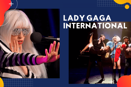 Book lady gaga for live streaming